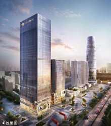 丝路金融中心