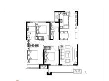 3室2厅2卫二期C户型