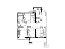 3室2厅2卫二期D1户型