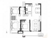 3室2厅1卫103平户型
