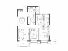 3室2厅2卫113㎡户型