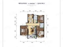 3室2厅2卫三居室04