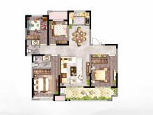 4室2厅2卫D户型