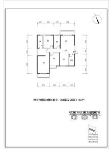 135.81㎡(3室2厅2卫1厨)