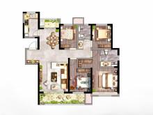 4室2厅2卫C户型